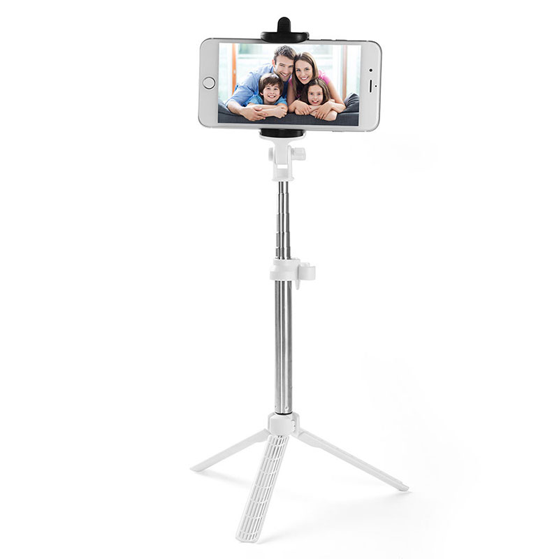 3D25-Selfie-Stick-Mount-Holder-Handheld-Control-Bluetooth-for-Samsung