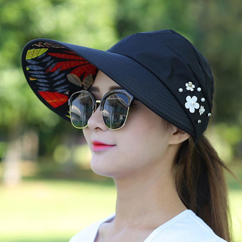 F509-Women-Wide-Large-Brim-Floppy-Summer-Anti-sun-UV-Hat-Sun-Cap-Ladies-Beach