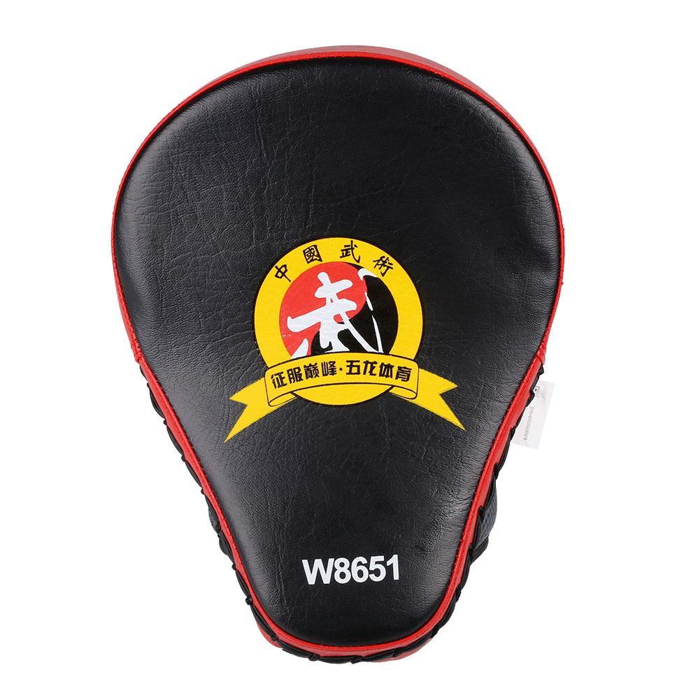 Boxing Mitts Training Target Focus Punch Pads Glove MMA Karate Muay Thai Kick