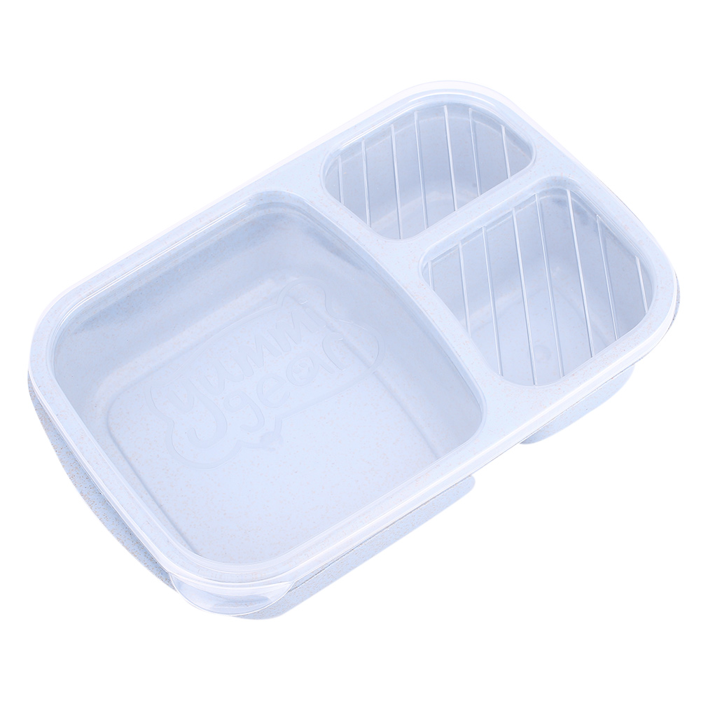 Microwave Lunch Box Non Pollution