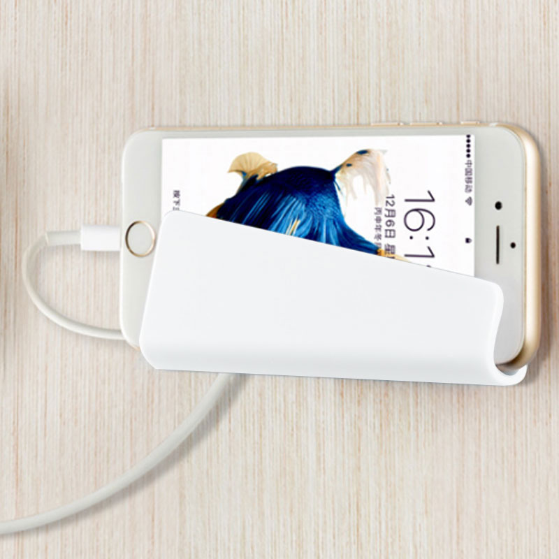 6BFD-Phone-Wall-Charging-Hanging-Holder-Stand-Bracket-Charge-Hanger-Rack-Shelf