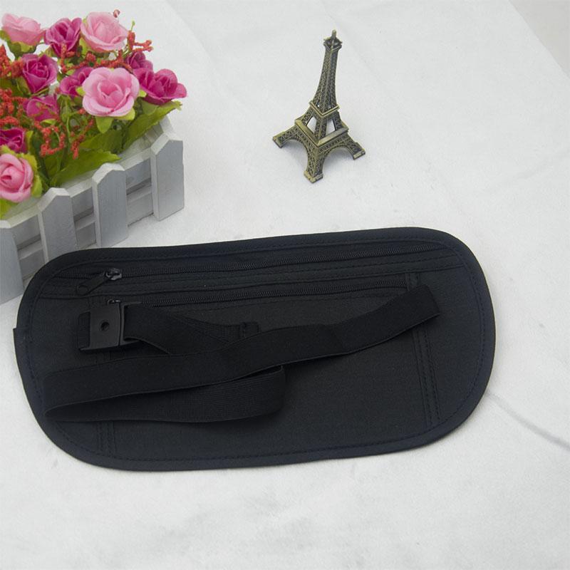 996F-Travel-Sports-Passport-Money-Card-Waist-Pouch-Bag-Wallet-Security-Belt-New