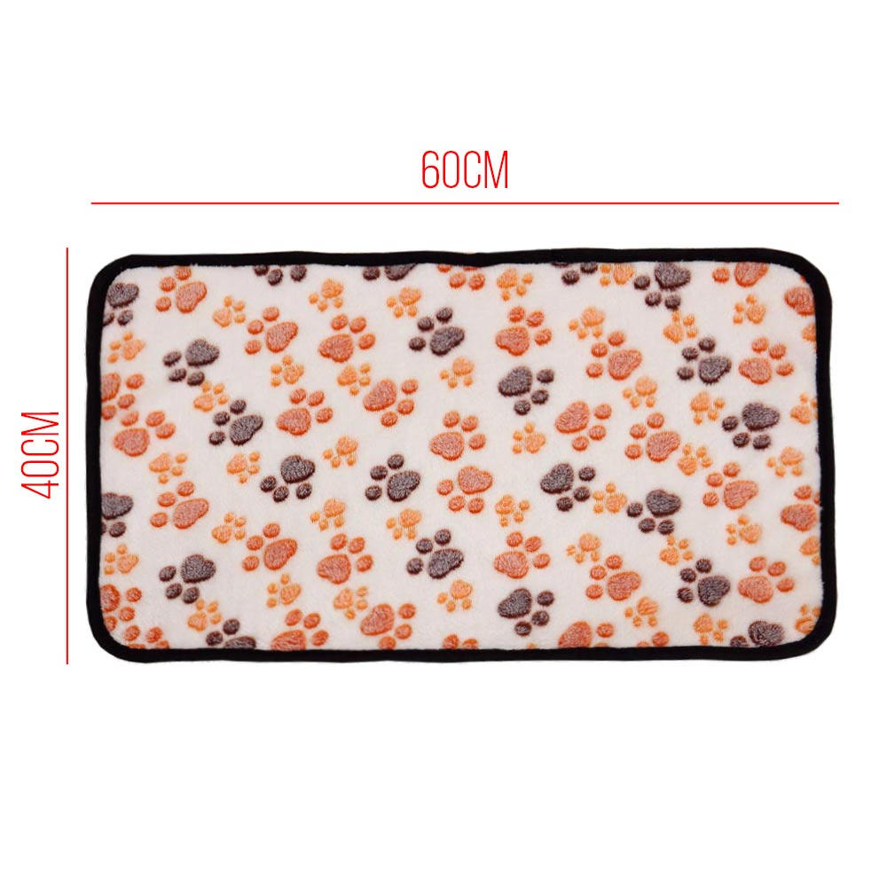 C174-Pet-Cat-Dog-Bone-Paw-Pattern-Rug-Blanket-Warm-Mats-Sleeping-Bed-Supplies