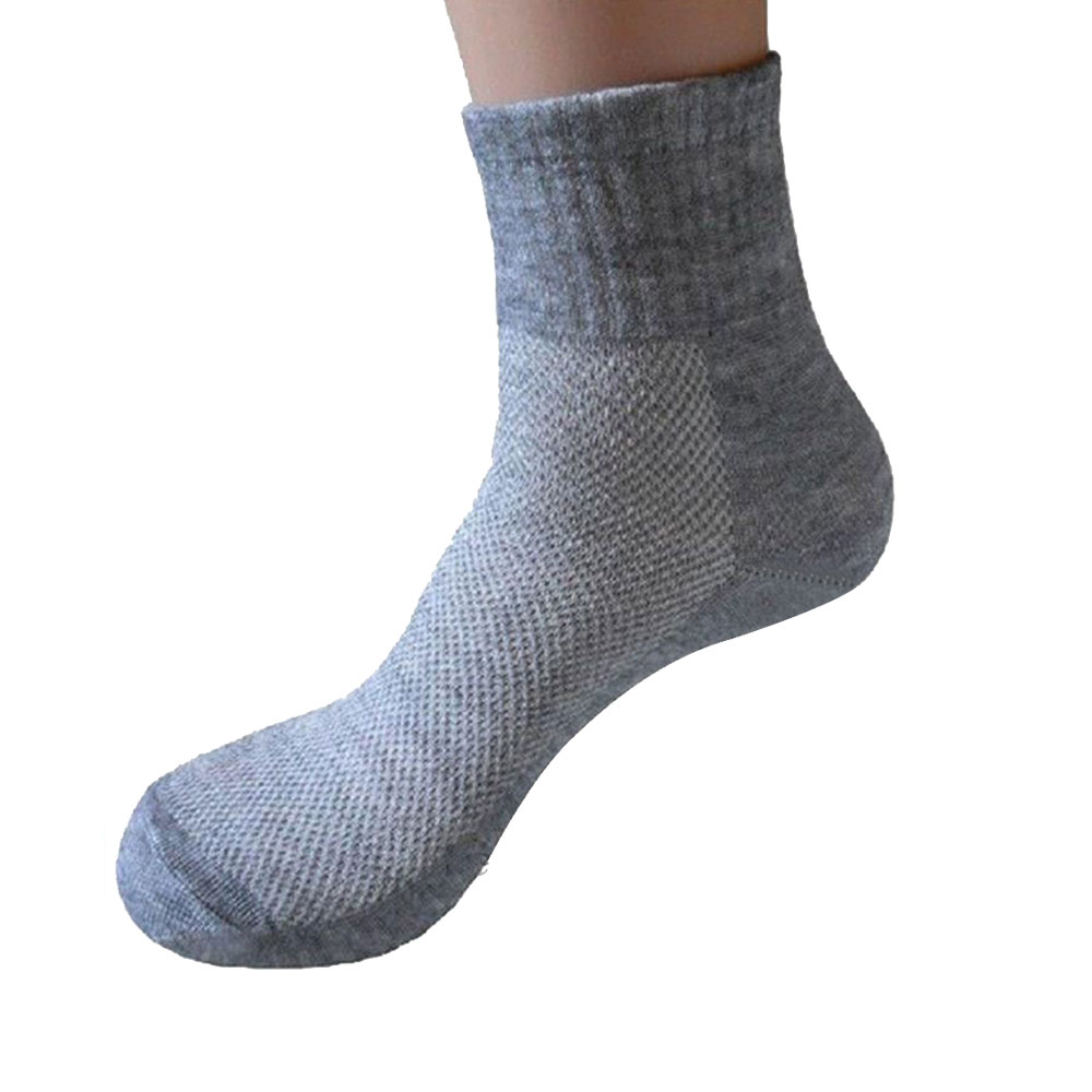 A097-Men-039-s-Socks-Soft-Cotton-Comfortable-Breathable-Thermal-Sport-Sock-Ankle