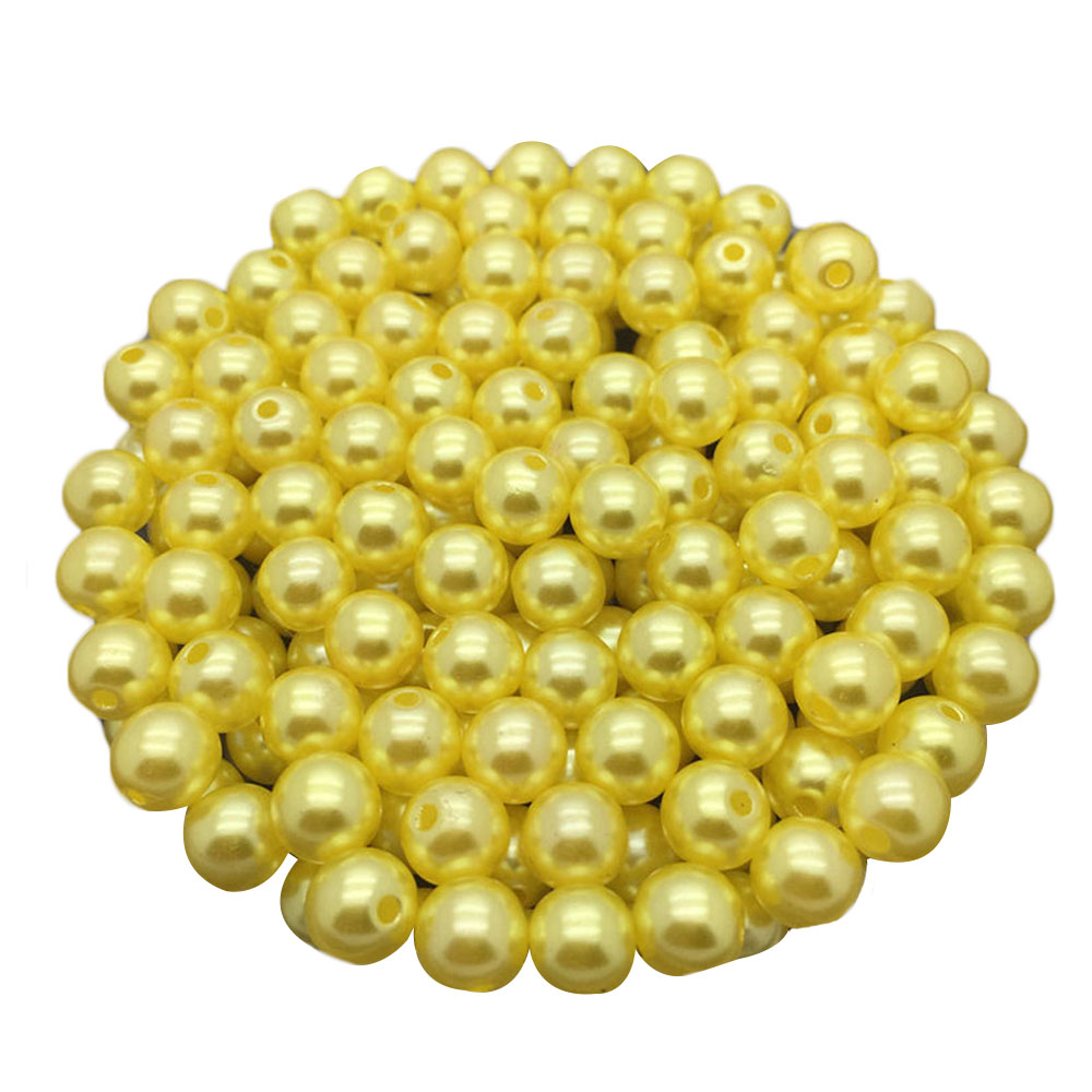 5275-100Pcs-DIY-Acrylic-Round-Pearl-Spacer-Loose-Jewelry-Beads-Crafts-Making
