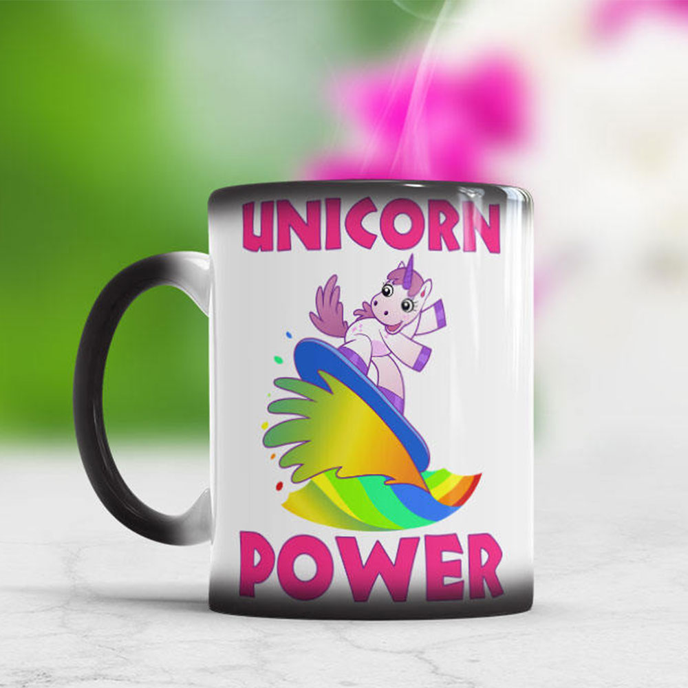 0133-3D-Coffee-Cup-Drinking-Cup-Original-NEW-Pony-Horn-Ceramic-Home-Magic