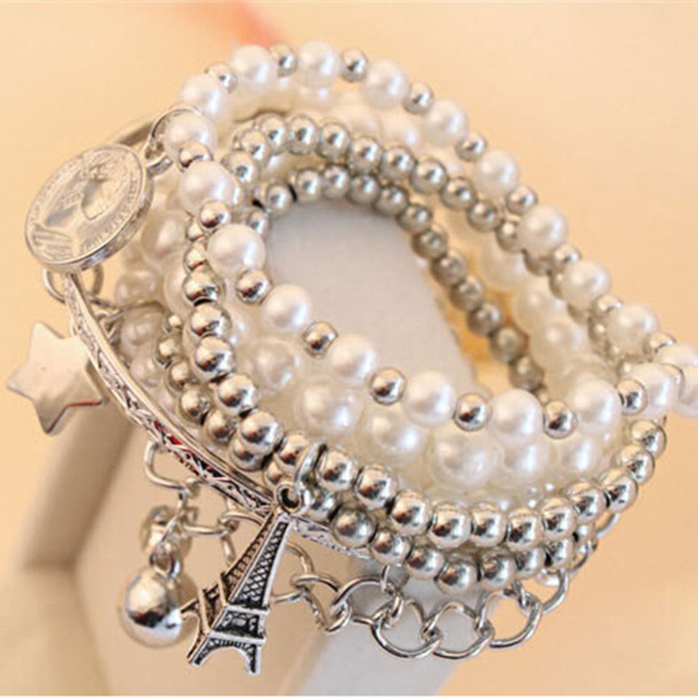 FDFA-Pearl-Multilayer-Accessories-Charm-Beauty-Lady-Fashion-Elegant-Bracelet