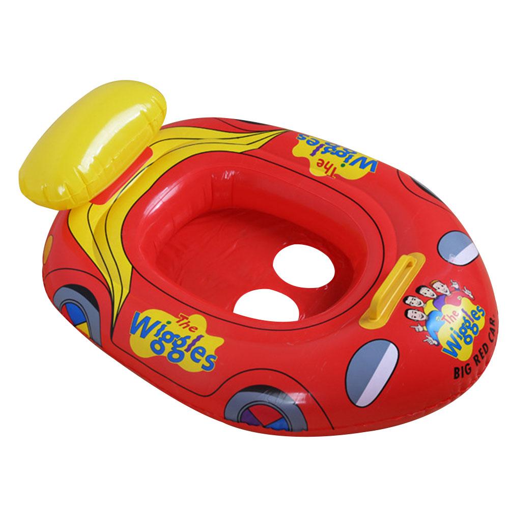 2292-Baby-Kids-Float-Seat-Boat-Inflatable-Swim-Swimming-Ring-Pool-Water-Fun