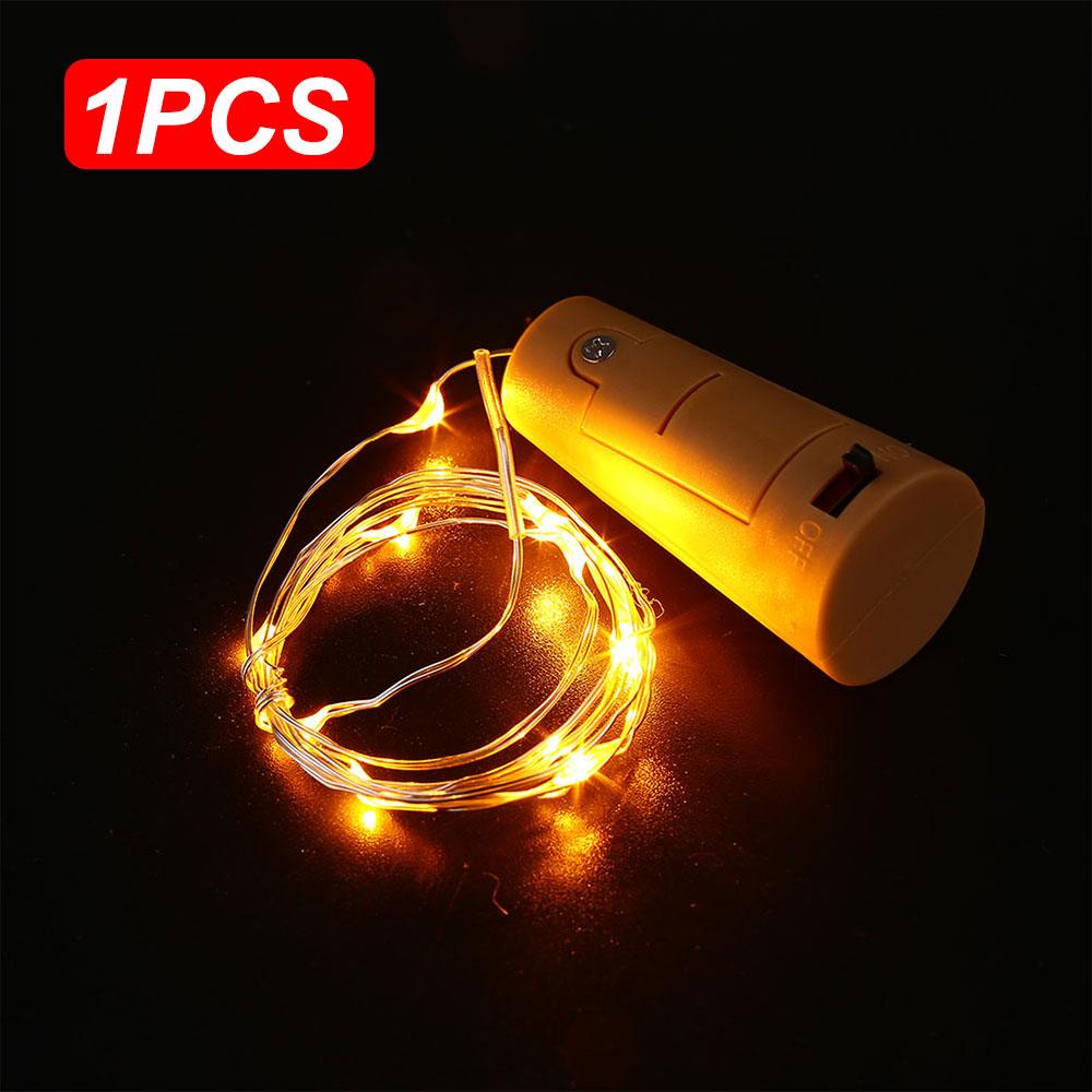 Flaschenkorken Mit Led : lichterkette flaschenkorken flaschenbeleuchtung mit 20 micro led ebay ~ Yasmunasinghe.com Haus und Dekorationen