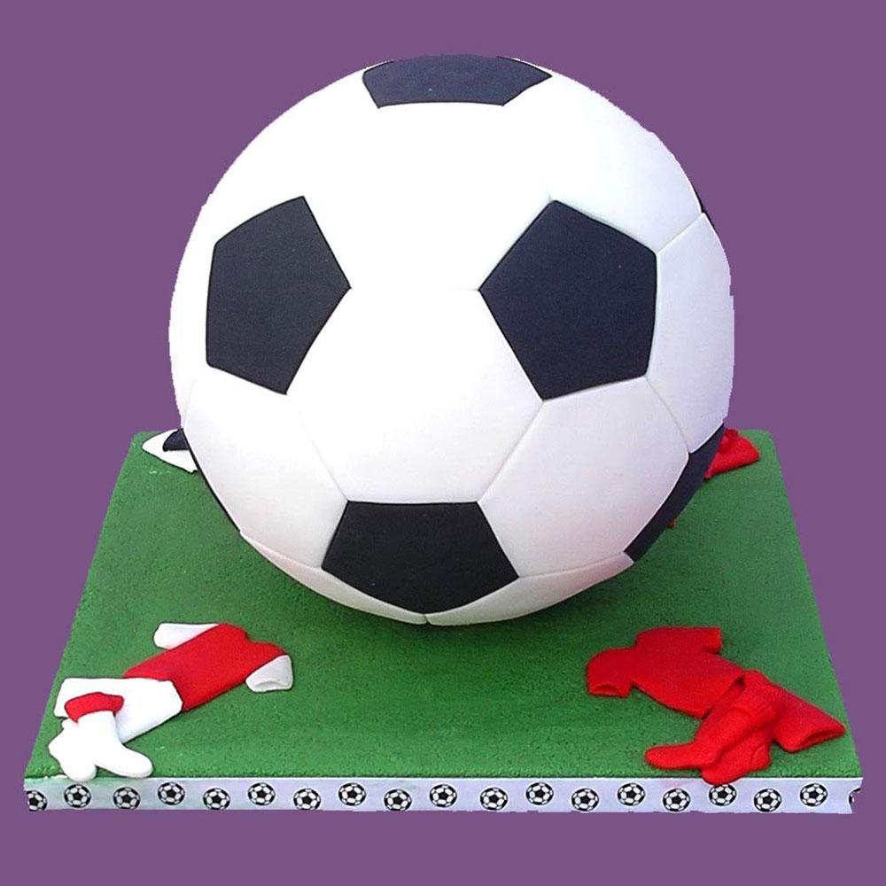 Unicorn Plastic Fondant Cutter Cake Mold Cupcake Baroque Designed Football