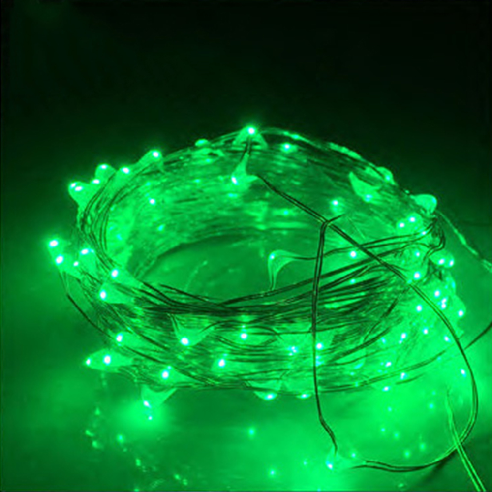 20-50-100-LEDs-Battery-Operated-Mini-LED-Copper-Wire-String-Fairy-Lights-10M thumbnail 16