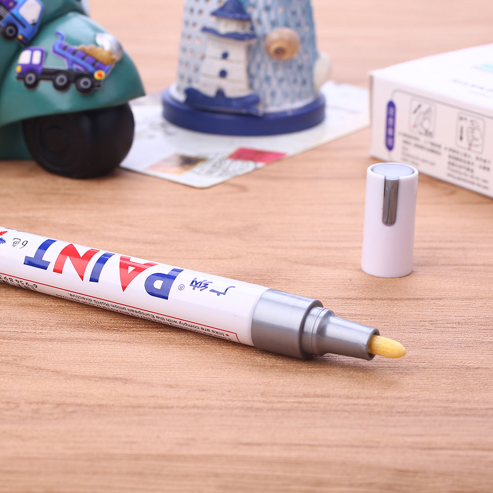 89F3-Waterproof-Permanent-Paint-Marker-Repair-Pen-Tyre-Tire-Tread-ABS-For-Cars