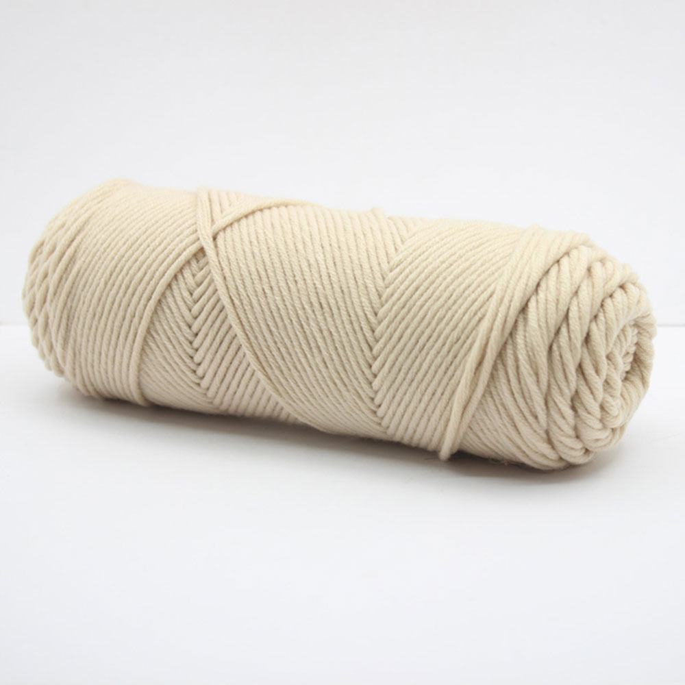 4D8A-Cotton-Thick-Weaving-Thread-Yarn-DIY-For-Knitting-Scarves-Gloves-Shawls