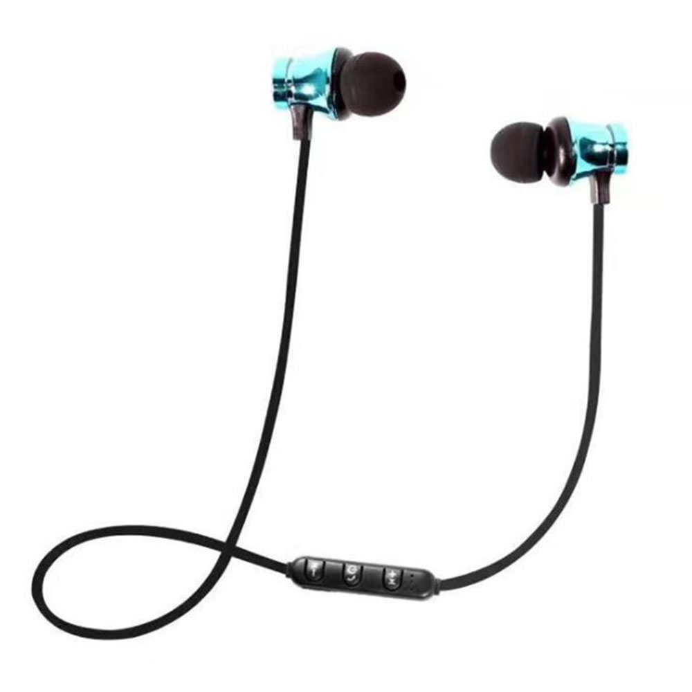Bluetooth-4-2-Stereo-Earphone-Headset-Wireless-Magnetic-In-Ear-Earbuds-Headphone