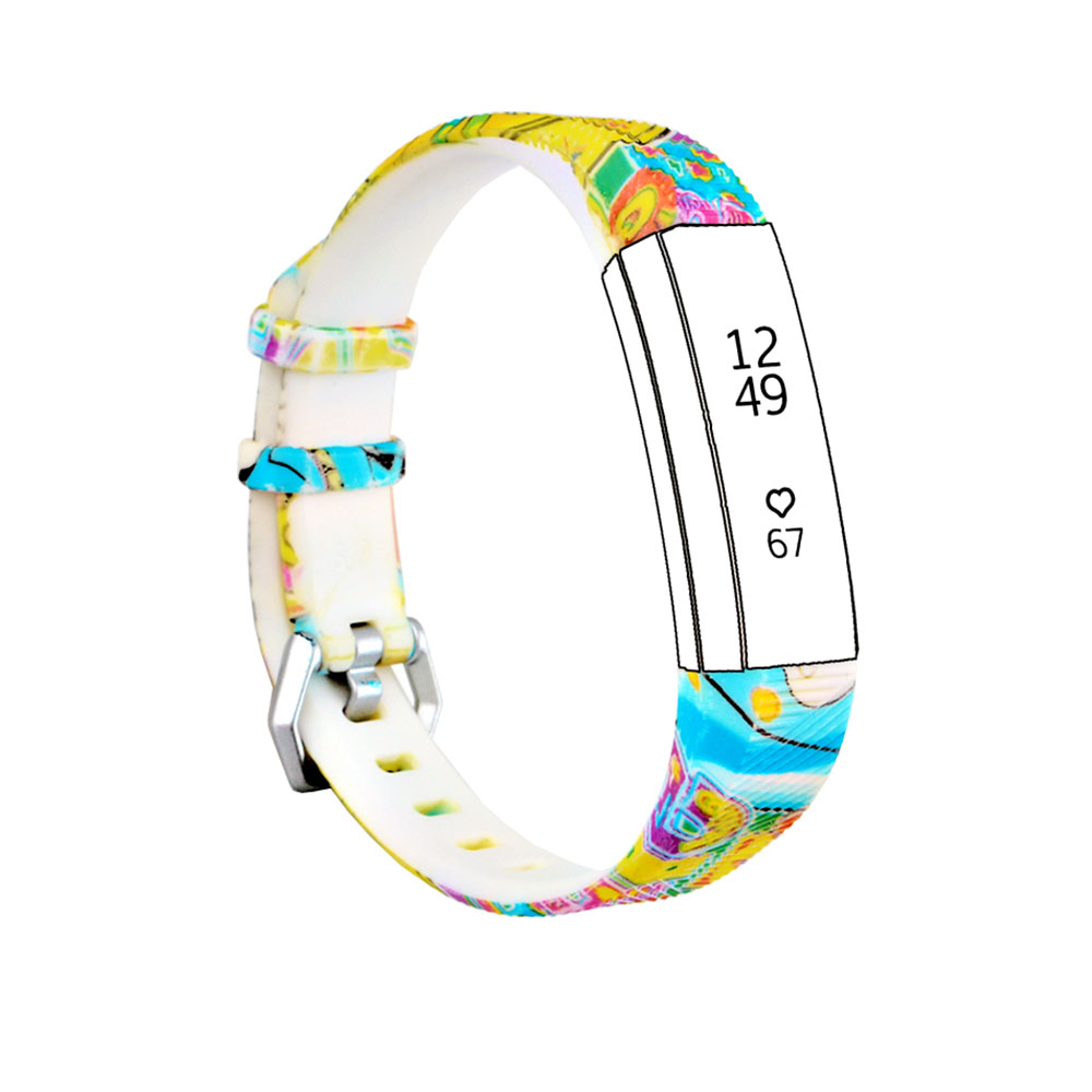 Sports-Replacement-Strap-Watch-Band-For-Fitbit-Ace-Child-Wristbands-adjustable miniatura 8