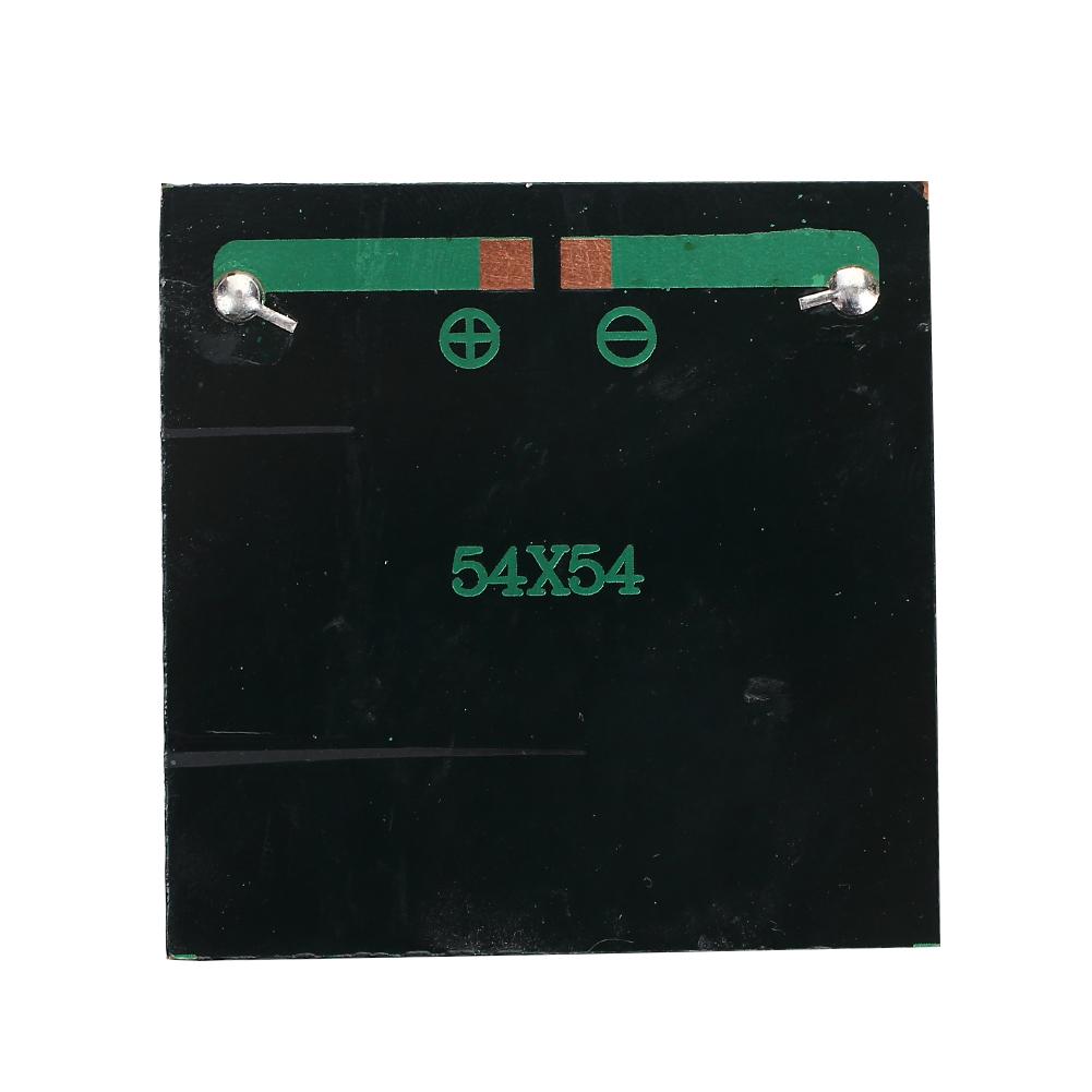 64AA 3V 0.24W Mini DIY Solar Panel 80MA Module New Small